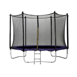 Trampoline violet Ø 244 cm