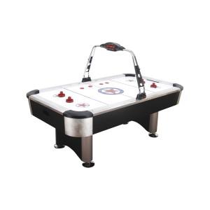 Table de air hockey noir XL