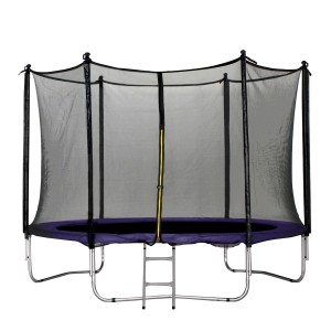 Trampoline violet Ø 305 cm