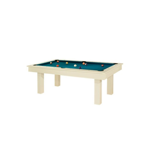 billard convertible 7ft bois clair et tapis vert fonc billards tables billards leblond. Black Bedroom Furniture Sets. Home Design Ideas